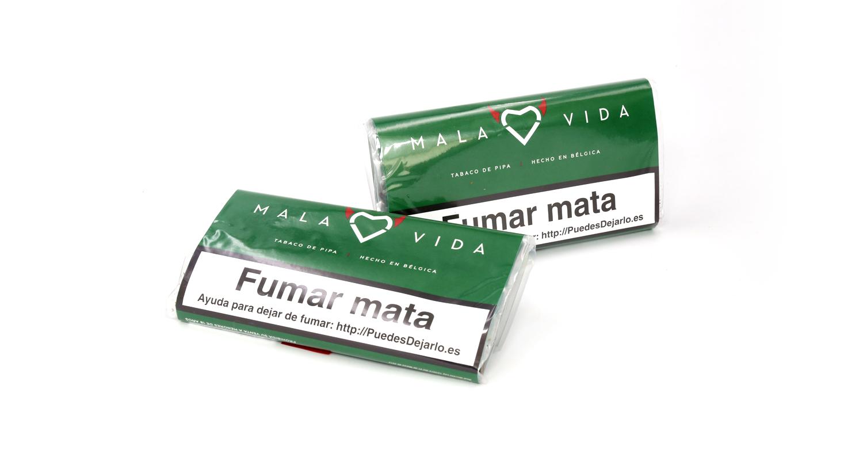 MALA VIDA GREEN TABACO DE PIPA